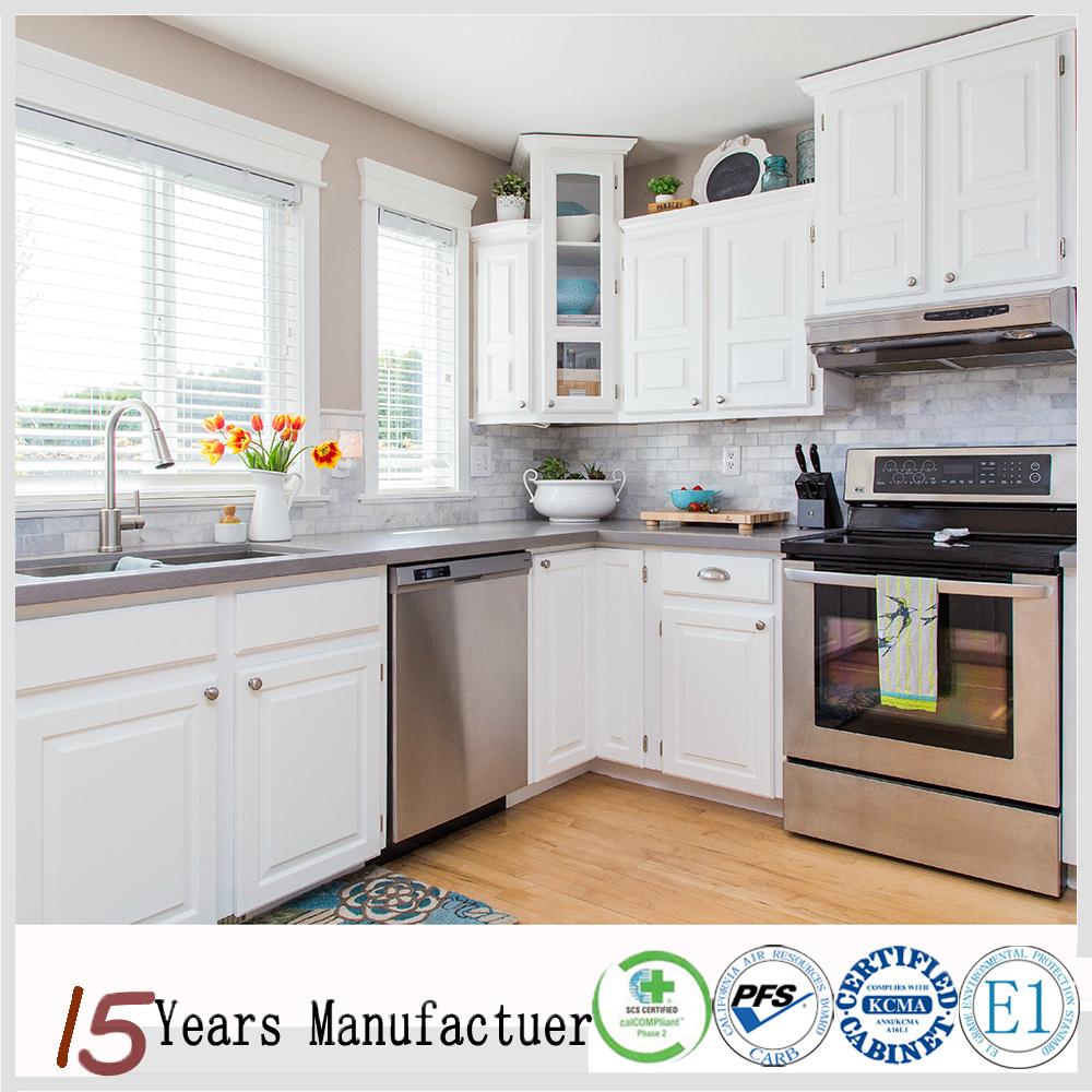 mdf kitchen cabinet doors decor latest white melamine design cheap price