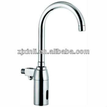 High Quality Brass Wall Mounted Automatic Sensor Faucet