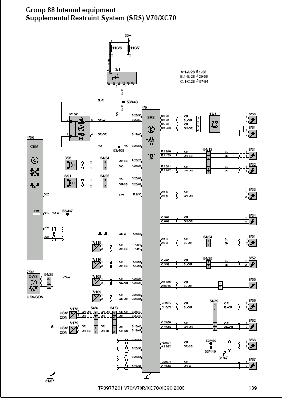 volvo xc90 wiring diagram photocell 2004 s40 radio harness great installation of 2007 third level rh 13 11 12 jacobwinterstein com stereo 2005