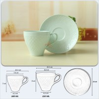 Wkt008g China Wholesale Cheap Bulk Tea Cups And Saucers ...