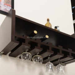 Wine Rack In Living Room Beautiful Small Apartment Rooms Wooden Floating Display Wall Mount Design Functional Decor With