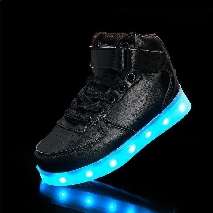 Multicolor Light Shoes