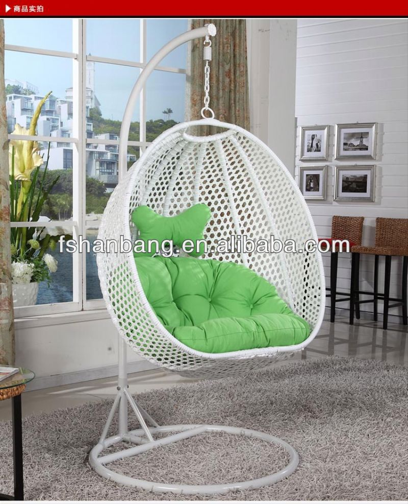 Egg Wicker Chair Hanging Round Wicker Chair Buy Hang Egg Chair Hanging Hammock Rope Chair Leisure Rattan Hanging Chair Product On Alibaba