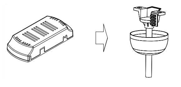 Smart Wi-fi Ceiling Fan Receiver Ceiling Fan Remote