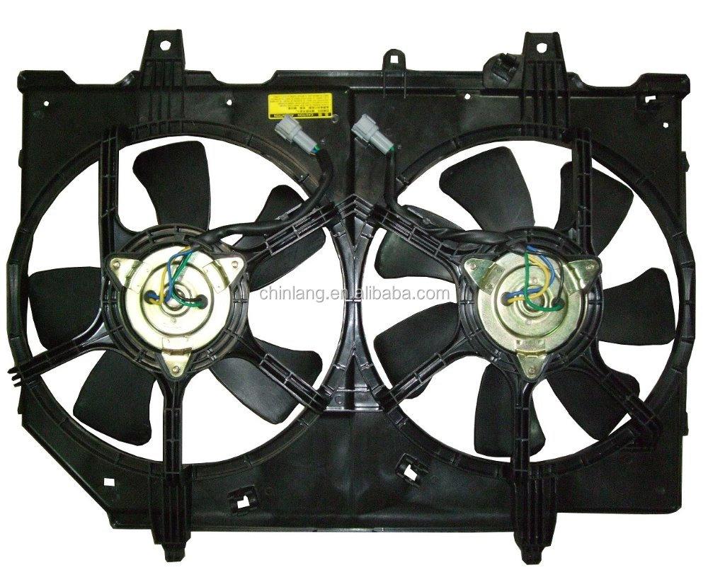 hight resolution of radiator fan auto cooling fan condenser fan fan motor for ni x trail 03 buy radiator fan motor auto cooling fan motor 21481 8h303 product on alibaba com