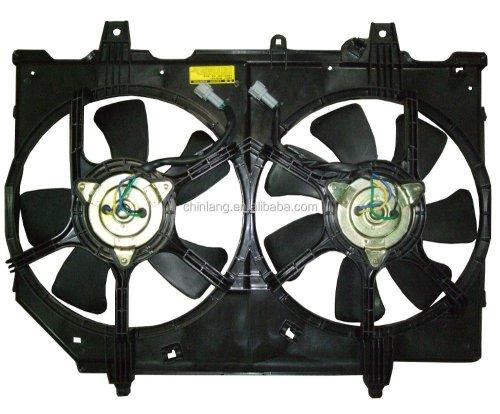 small resolution of radiator fan auto cooling fan condenser fan fan motor for ni x trail 03 buy radiator fan motor auto cooling fan motor 21481 8h303 product on alibaba com