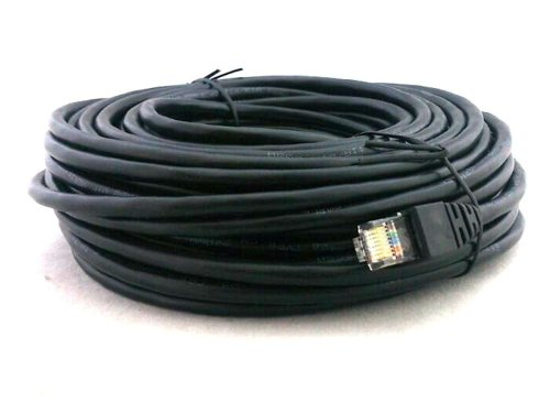 small resolution of get quotations 49ft 15m rj45 rj45 cat5 ethernet network cable blue color for use with routers