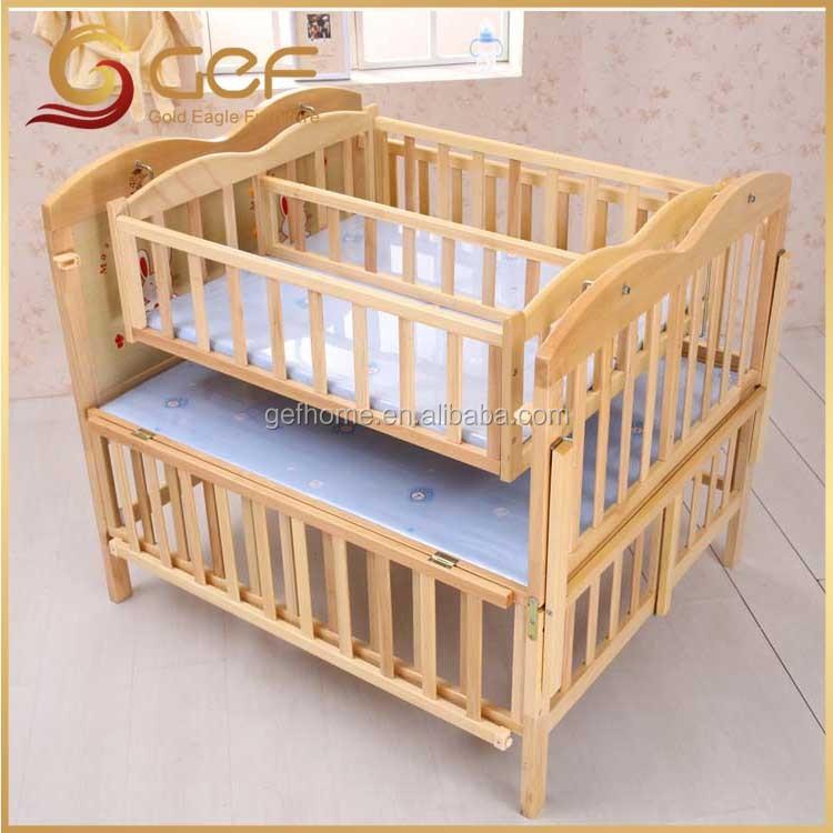 Gemelli Neonati In Legno Culla Lettino Per Bambini Letto Per Gemelli Gefbb64  Buy Product on