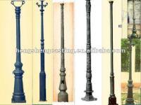Cast Aluminum Street Lamp Post - Buy Lamp Post,Cast ...