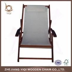 Canvas Beach Chair Belmont Salon Parts Adjustable Wood Folding Buy