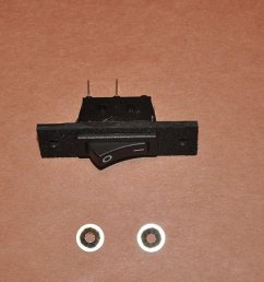jenn air cooktop stove fan switch replacement not original 2 wire kit 12001129 [ 1500 x 996 Pixel ]