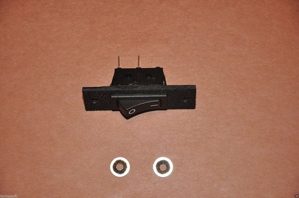 medium resolution of jenn air cooktop stove fan switch replacement not original 2 wire kit 12001129