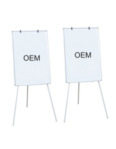 Wall mounted magnetic flip chart board good flipchart easels tripod whiteboard price for school also rh alibaba