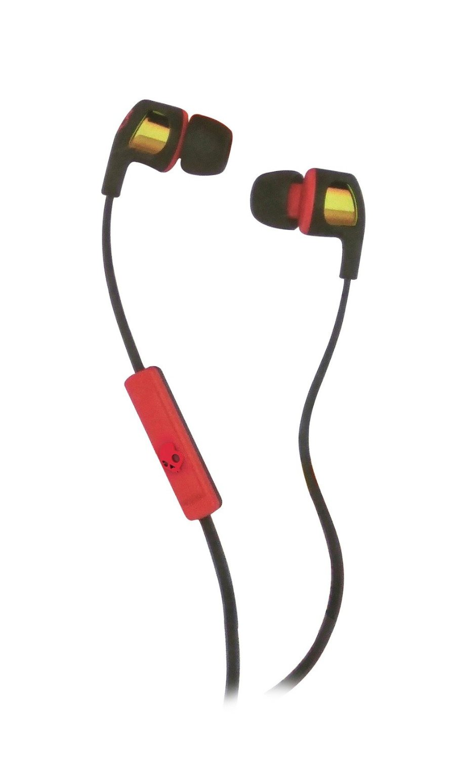 hight resolution of get quotations skullcandy smokin buds 2 noise isolating earbuds with in line microphone and remote
