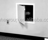 Durable Wall Access Panel Plastic Access Panel With Hinges