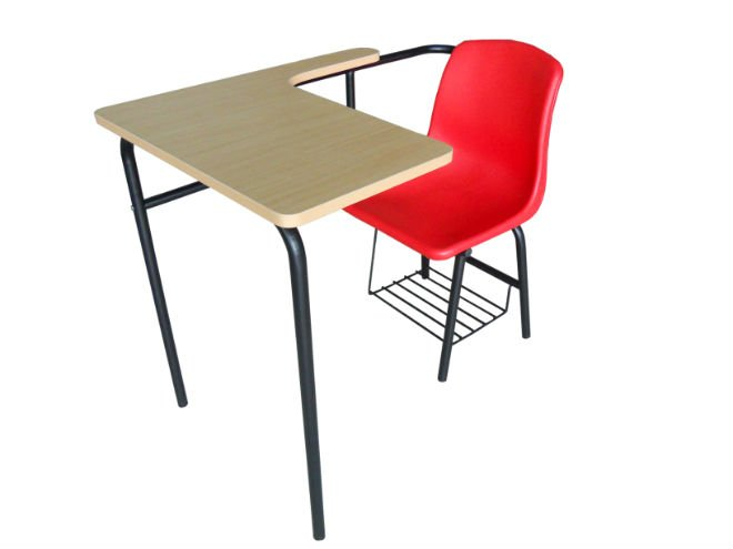chair connected to desk covers by hana chairs with tables attached buy