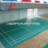 Pvc Sports Flooring/indoor Badminton Court/pvc Sports ...
