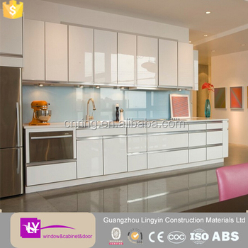 acrylic kitchen cabinets faucets parts high gloss sheet cabinet in kerala hot sale buy