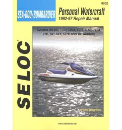 get quotations man seadoo pwc bombardier92 97 [ 1000 x 1000 Pixel ]
