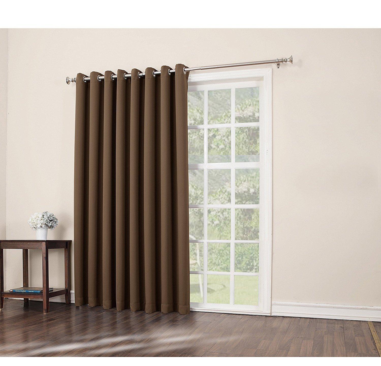 cheap patio door curtain panel find