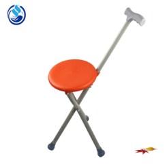 Walking Stick Chair Pottery Barn Rattan Portable Tripod Folding Materials