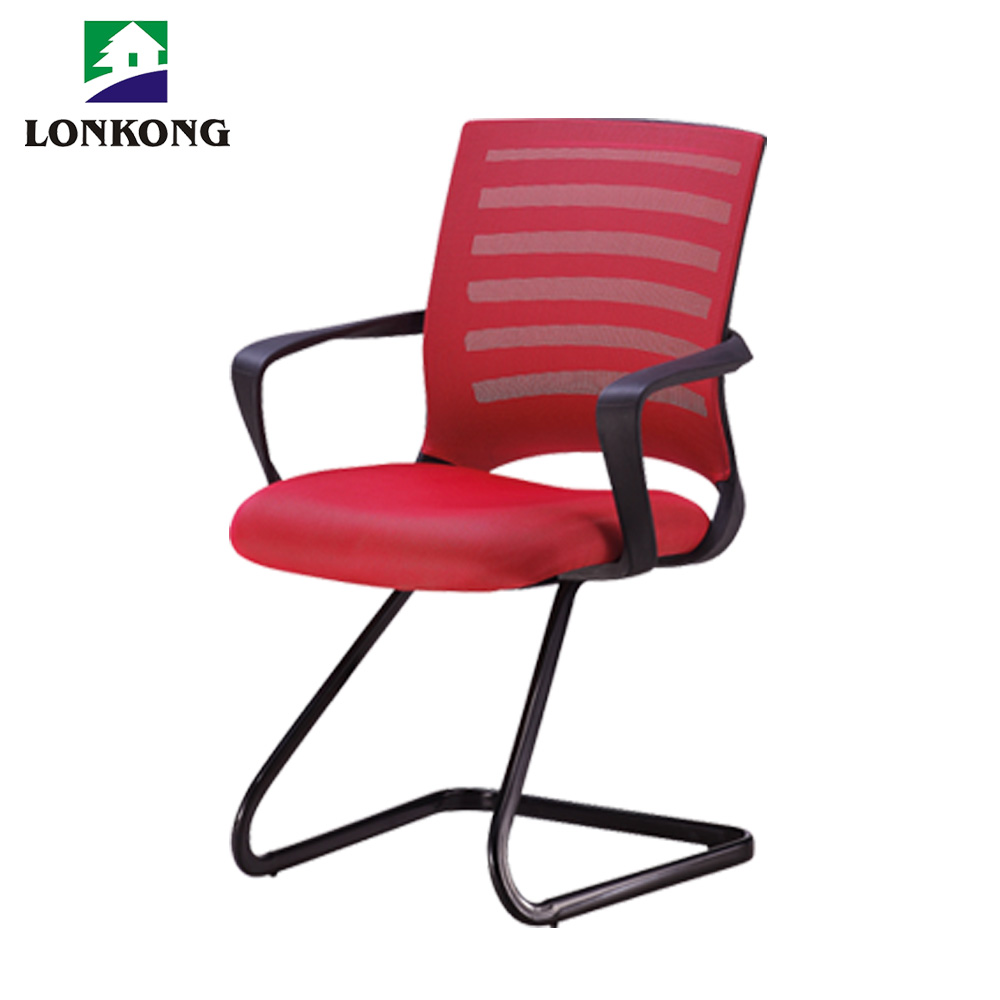 red desk chair no wheels tri fold lawn target ergonomic office suppliers and manufacturers at alibaba com