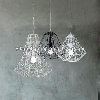 2012 Hot Decorative Hanging Pendant Light Ip09w