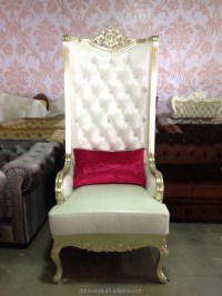 danxueya saloon chair/turkish style high back used