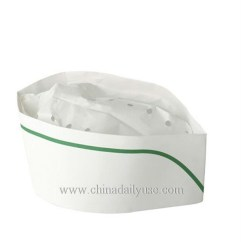 Kitchen Hats L Type Small Design Paper Forage Cap Restaurant Hat Buy Product On Alibaba Com