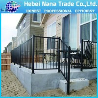 High Quality Aluninum Balcony Safety Fence (factory) - Buy ...