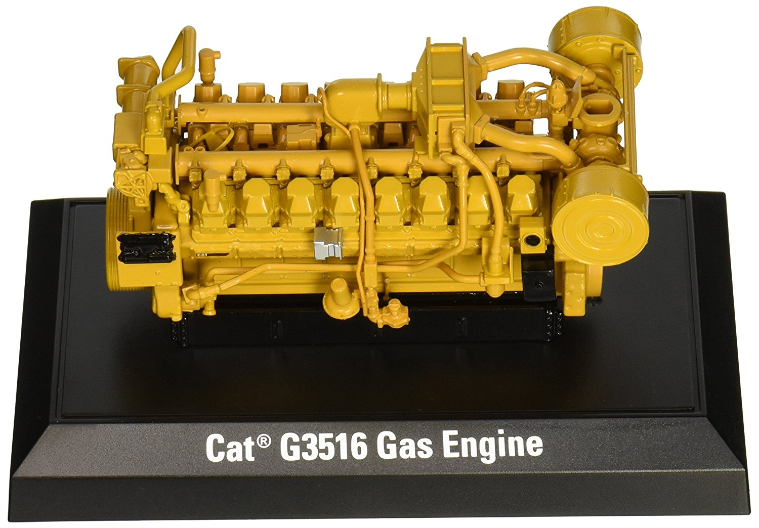 hight resolution of get quotations cat g3516 gas engine 1 25 scale caterpillar yellow