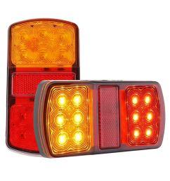 cheap 12v truck tail lights find 12v truck tail lights deals on trailer lights wiring universal led trailer truck caravan tail [ 1500 x 1500 Pixel ]
