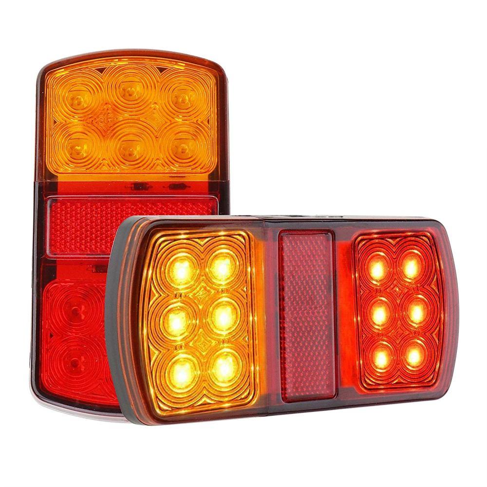 medium resolution of cheap 12v truck tail lights find 12v truck tail lights deals on trailer lights wiring universal led trailer truck caravan tail