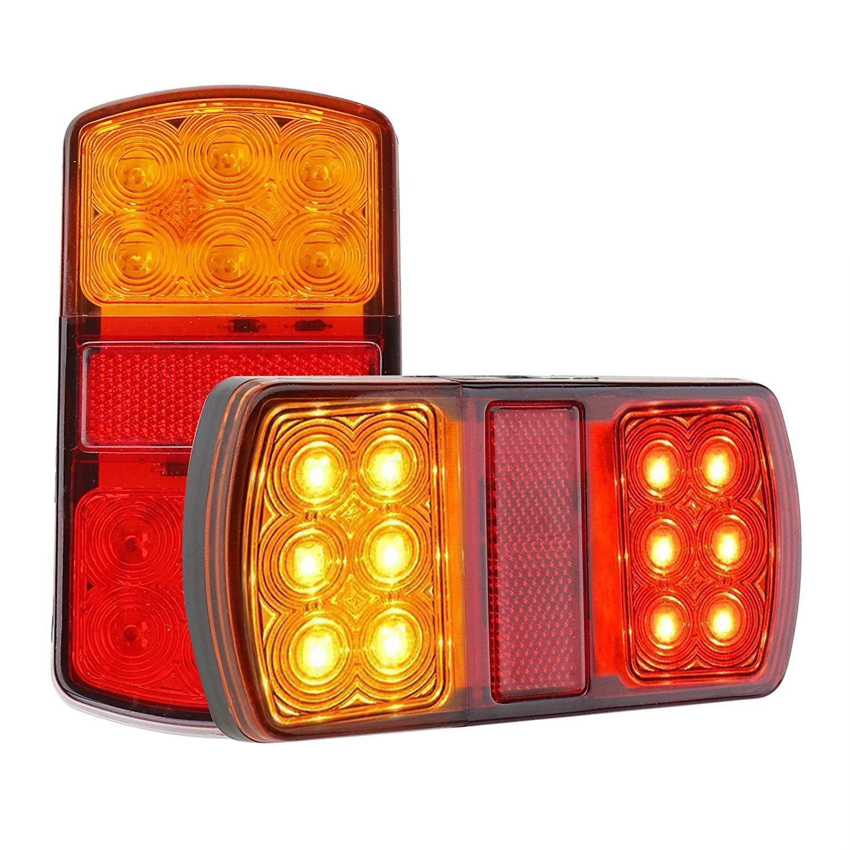 hight resolution of cheap 12v truck tail lights find 12v truck tail lights deals on trailer lights wiring universal led trailer truck caravan tail