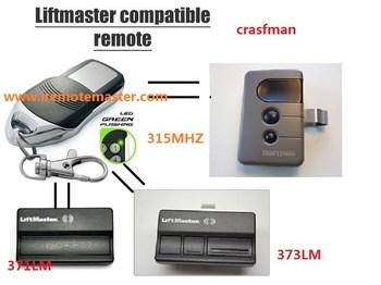 Sears Craftsman 13918191 Compatible Garage Opener Remote Transmitter Buy Sears Craftsman