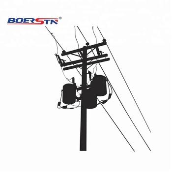 Primary Voltage 7620v / 13200 V Secondary 120/240v Single
