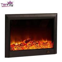 European Style Master Flame Electric Fireplace ...