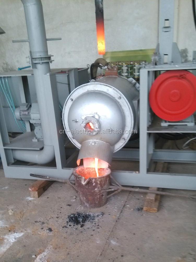 25 Kva To 500 Kva Small Dc Electric Arc Furnace
