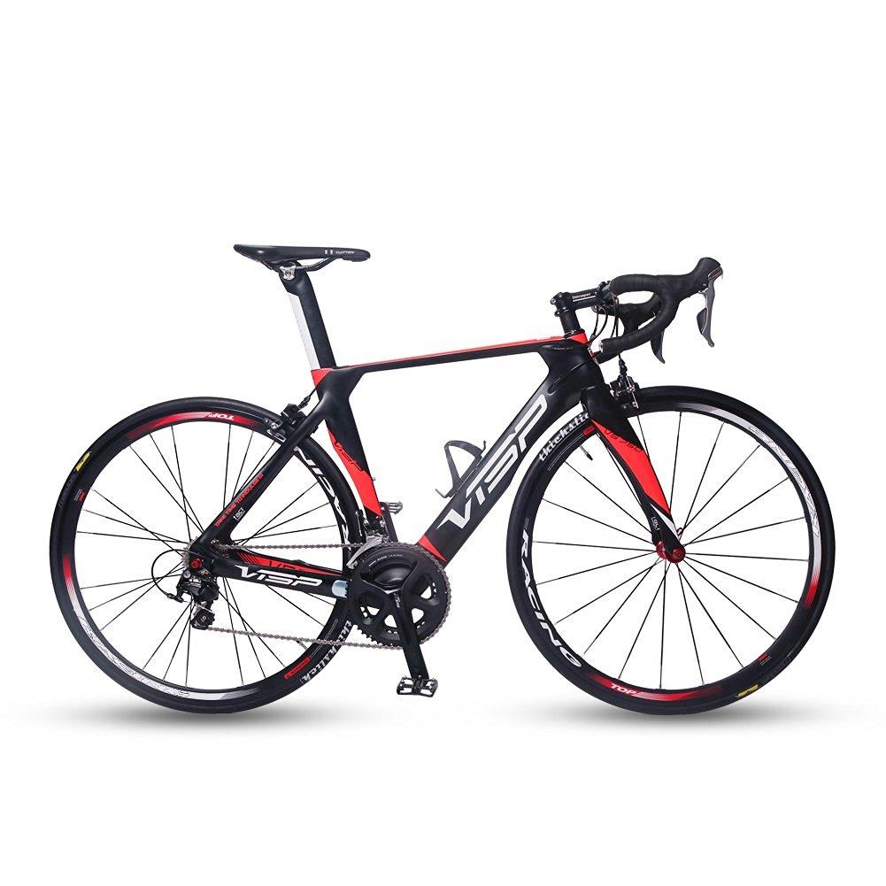 Buy 22.5 Genesis 700c Mens RoadTech Road Bike Black/Red in