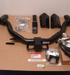 get quotations acura oem factory trailer hitch and harness 2010 2013 mdx [ 1500 x 1125 Pixel ]