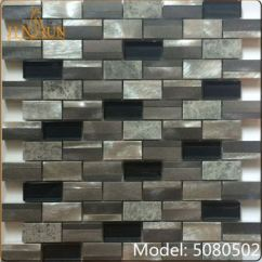 Wall Tile For Kitchen Marble Counter White Glass Highlighter Tiles Mosaico Buy