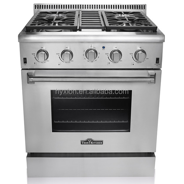wholesale kitchen appliances slate flooring used thor stainless steel hyxion gas range reviews