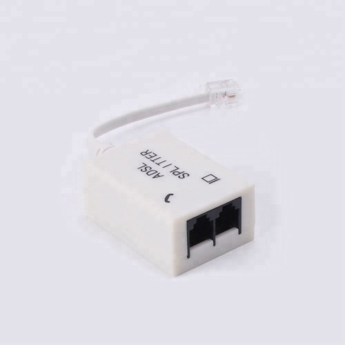 small resolution of rj11 rj45 adsl splitter modem phone line splitter rj45 adsl micro filter