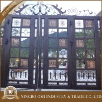 Iron Pipe Gate Design
