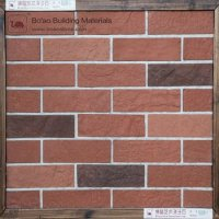 Brick Wall Panel Fiber Cement Decorative Outside Wall ...