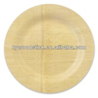 Eco-friendly Biodegradable Bamboo Plates Recyclable - Buy ...