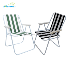 Fishing Chair Legs Metal Porch Chairs Concert Picnic Cheap Three Lightweight Folding Beach Stool Wholesale