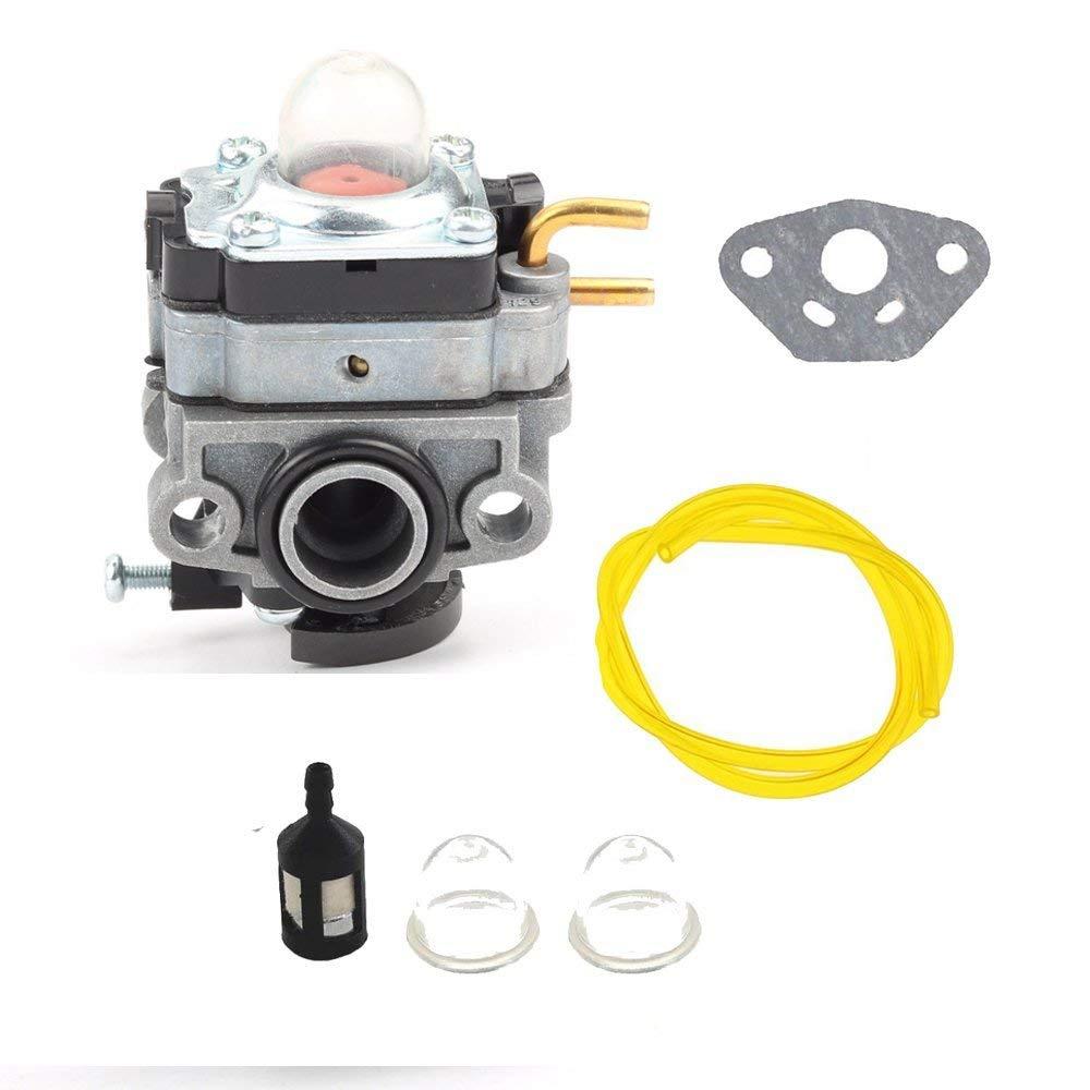 hight resolution of get quotations hq parts carburetor kit for cub cadet cc148 cc149 tiller cultivator gasket fuel filter