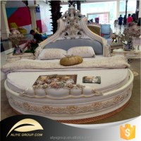 As2201-luxury Furniture French Style Solid Wood Carved ...