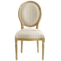 Provincial Oval Back Louis Dining Chair Made In China ...